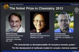 Nobel Χημείας 2013