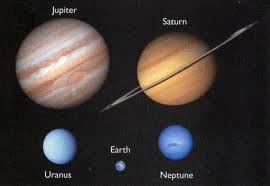 all four gas giants - photo #9