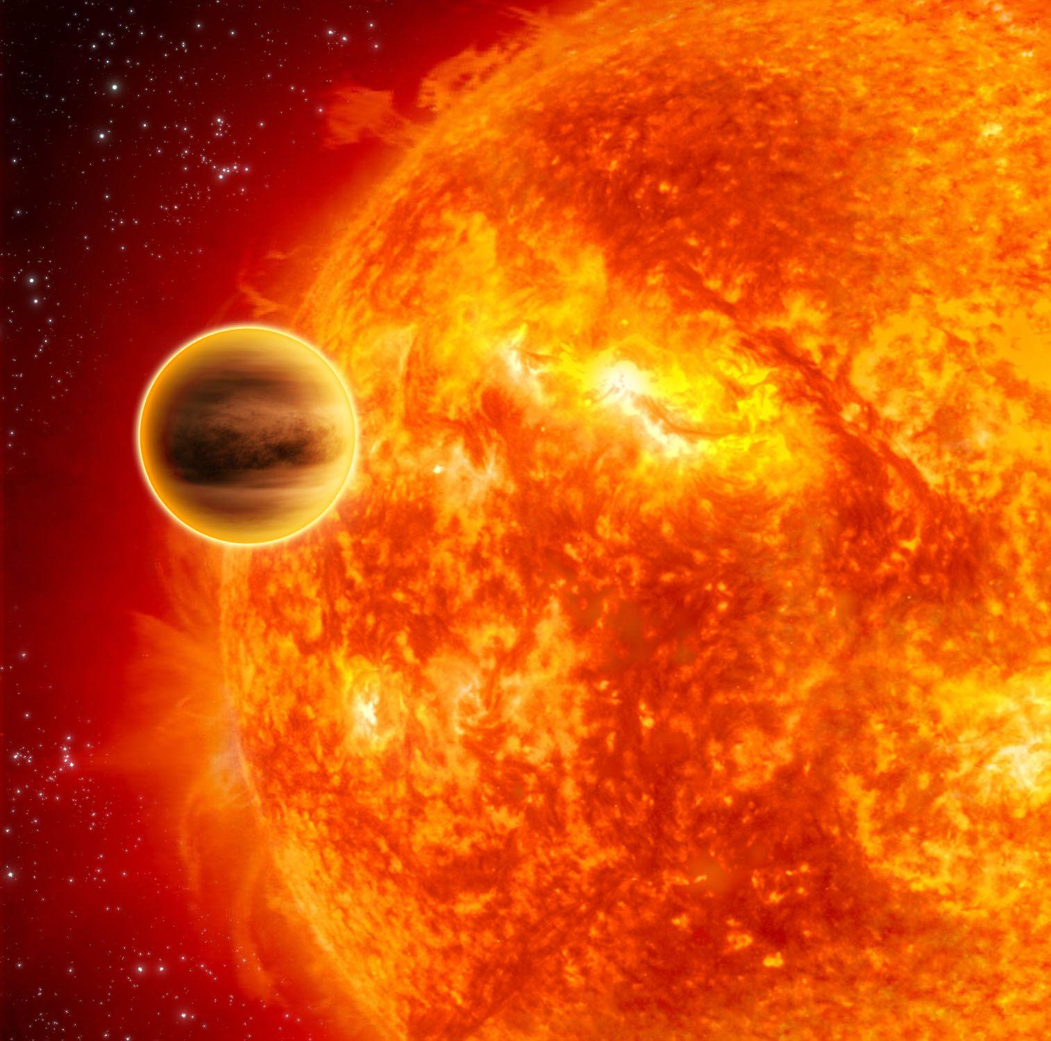 Sun And Venus