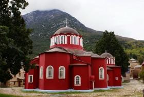 Άγιο Όρος – Μονή Μεγίστης Λαύρας