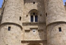Ρόδος – Παλάτι Μεγ. Μαγίστρου